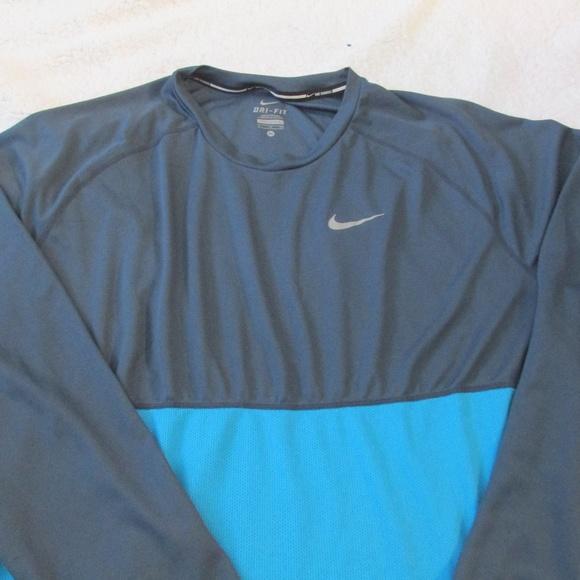 ba15ff40b Nike Running DriFit Racer Run Shirt Long Sleeve. M_5ad51784a44dbe07d9aa9e4b